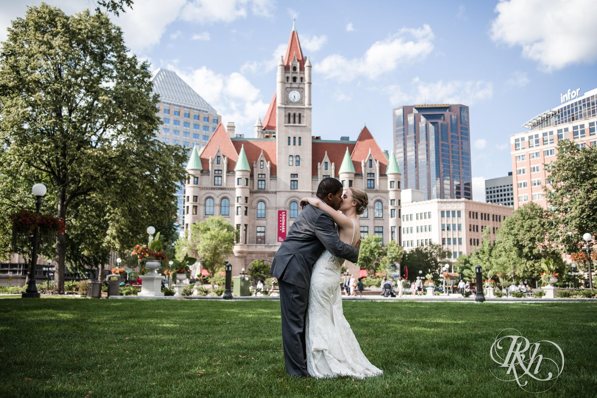 Laura and Adekunle - Minnesota Wedding Photographer - Minnesota History Center - RKH Images - Blog (47 of 75).jpg