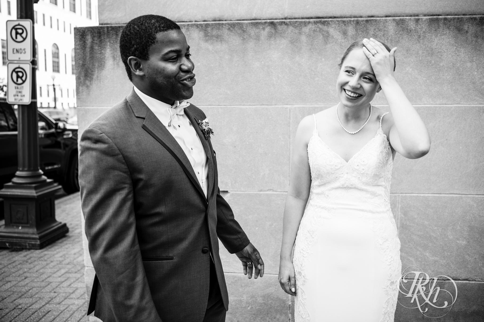 Laura and Adekunle - Minnesota Wedding Photographer - Minnesota History Center - RKH Images - Blog (50 of 75).jpg