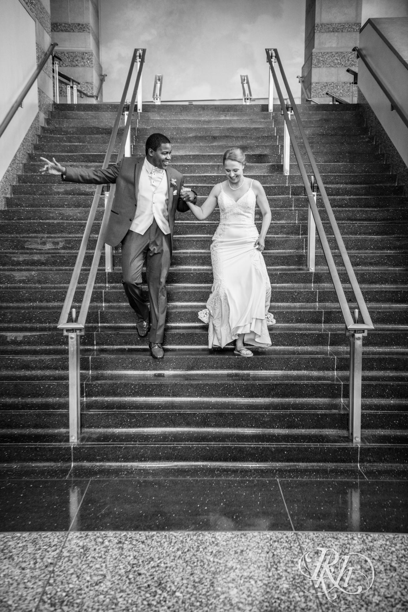 Laura and Adekunle - Minnesota Wedding Photographer - Minnesota History Center - RKH Images - Blog (55 of 75).jpg