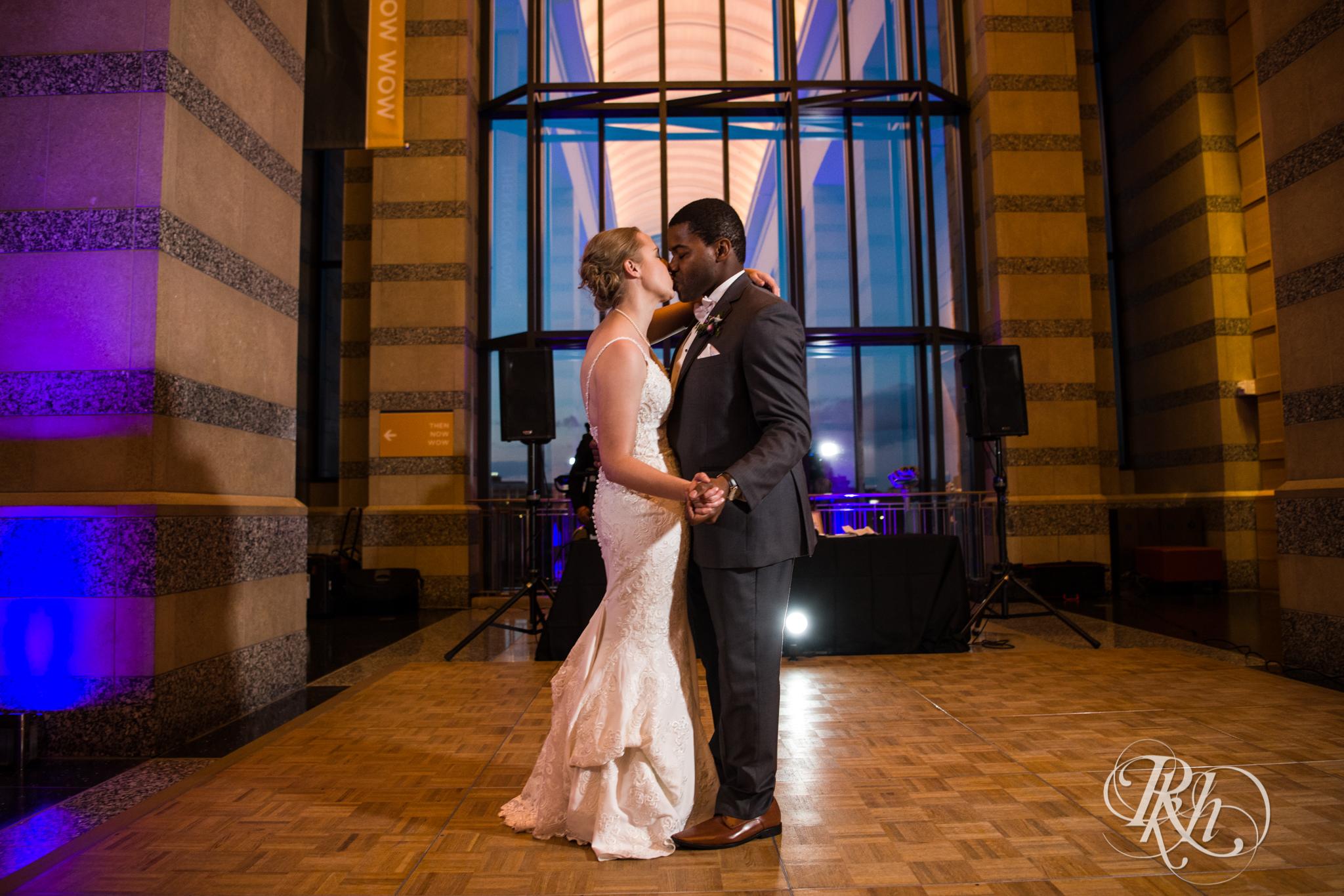 Laura and Adekunle - Minnesota Wedding Photographer - Minnesota History Center - RKH Images - Blog (71 of 75).jpg