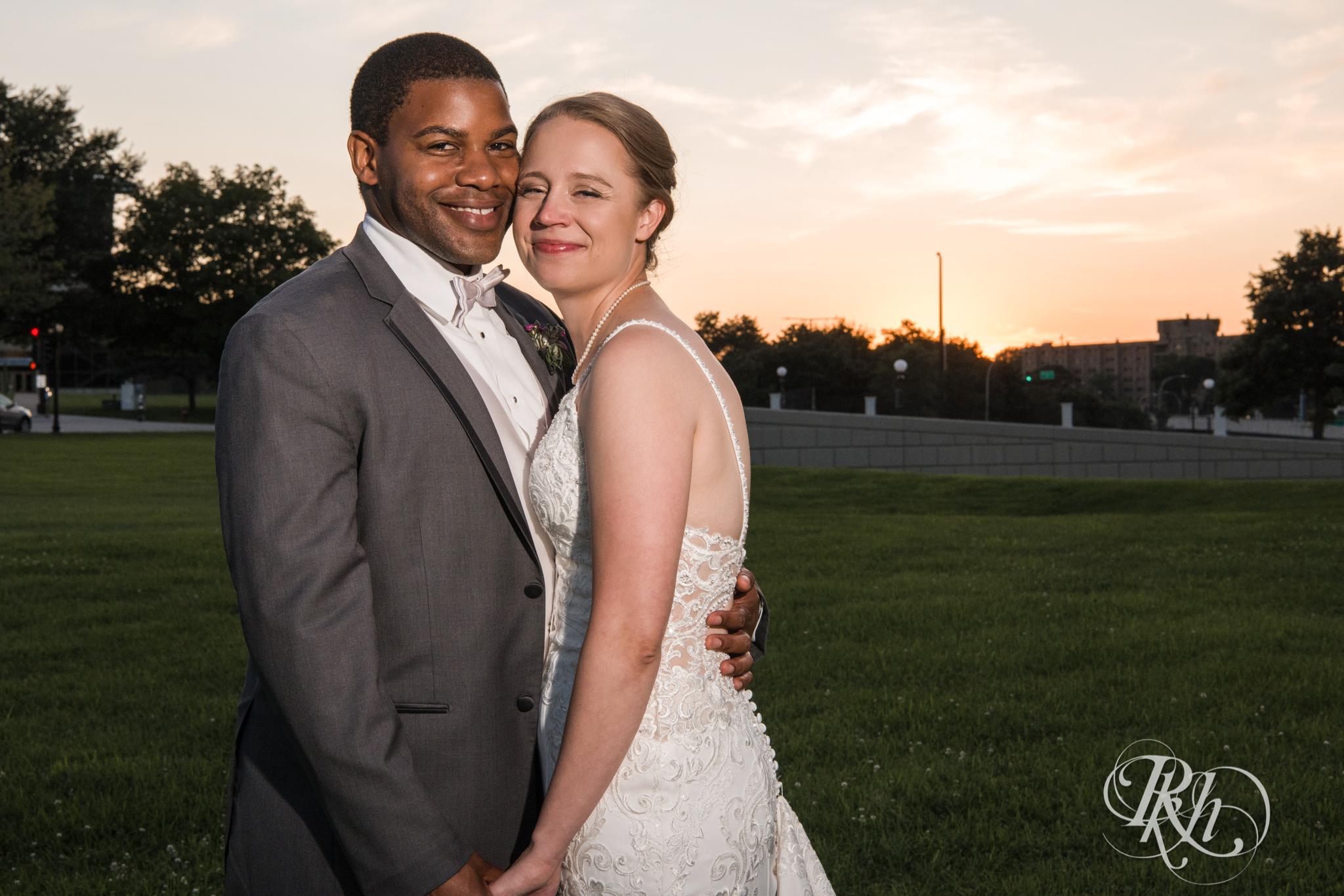 Laura and Adekunle - Minnesota Wedding Photographer - Minnesota History Center - RKH Images - Blog (73 of 75).jpg
