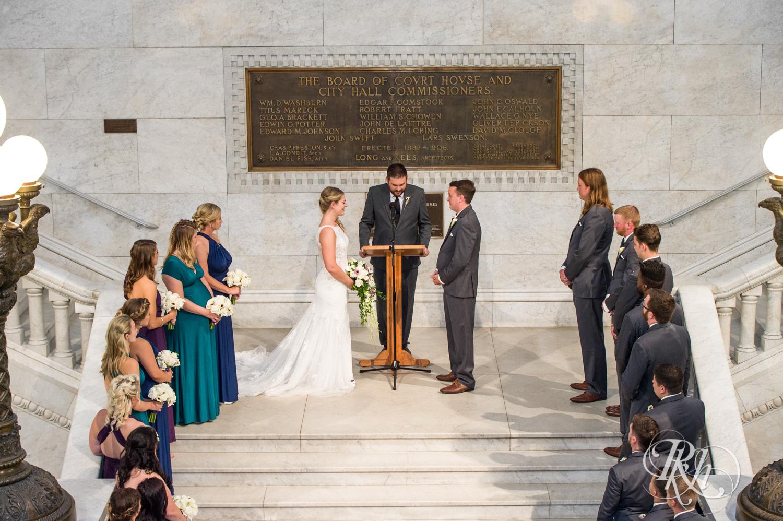 Libby and Ian - Minnesota Wedding Photography - Minneapolis City Hall - RKH Images - Blog  (25 of 53).jpg