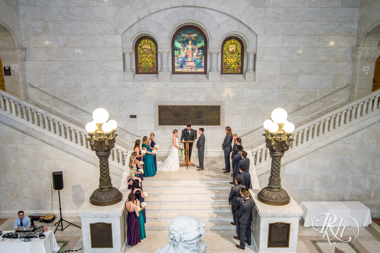Libby and Ian - Minnesota Wedding Photography - Minneapolis City Hall - RKH Images - Blog  (26 of 53).jpg