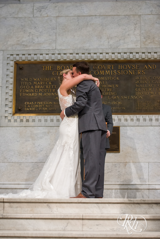 Libby and Ian - Minnesota Wedding Photography - Minneapolis City Hall - RKH Images - Blog  (28 of 53).jpg