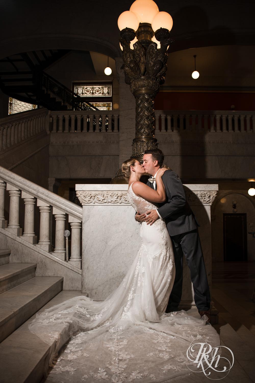 Libby and Ian - Minnesota Wedding Photography - Minneapolis City Hall - RKH Images - Blog  (34 of 53).jpg