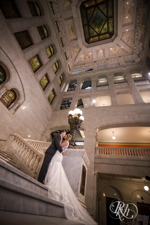 Libby and Ian - Minnesota Wedding Photography - Minneapolis City Hall - RKH Images - Blog  (38 of 53).jpg