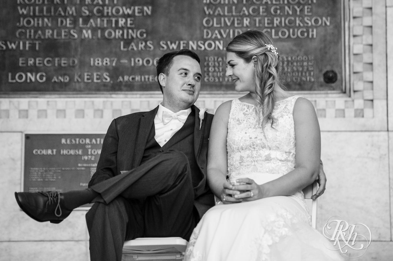 Libby and Ian - Minnesota Wedding Photography - Minneapolis City Hall - RKH Images - Blog  (44 of 53).jpg