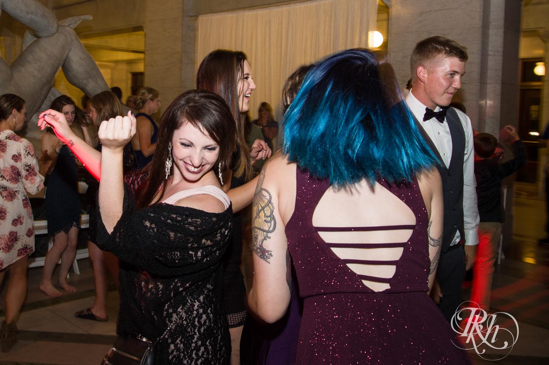 Libby and Ian - Minnesota Wedding Photography - Minneapolis City Hall - RKH Images - Blog  (47 of 53).jpg