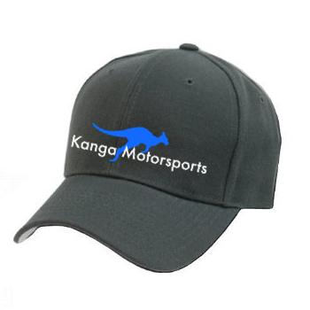 Kanga Motorsports Hat Design Mock Up
