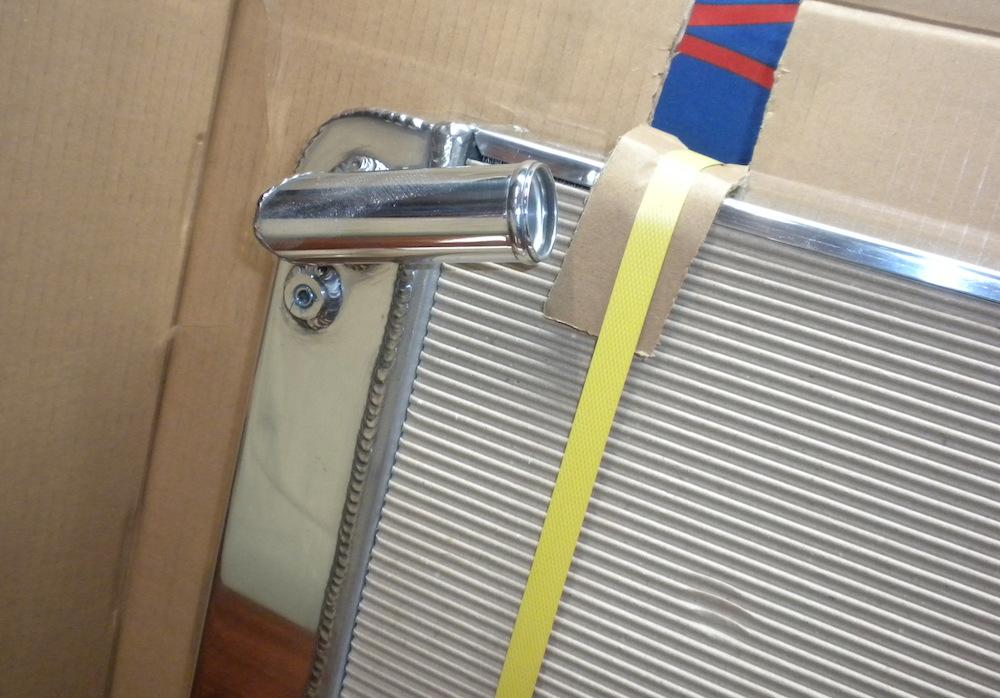 Koyorad Upper hose fitting.JPG