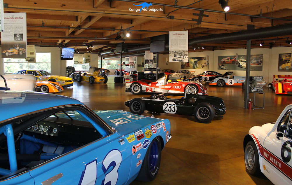Canepa Motorsport Museum Interior Back.JPG