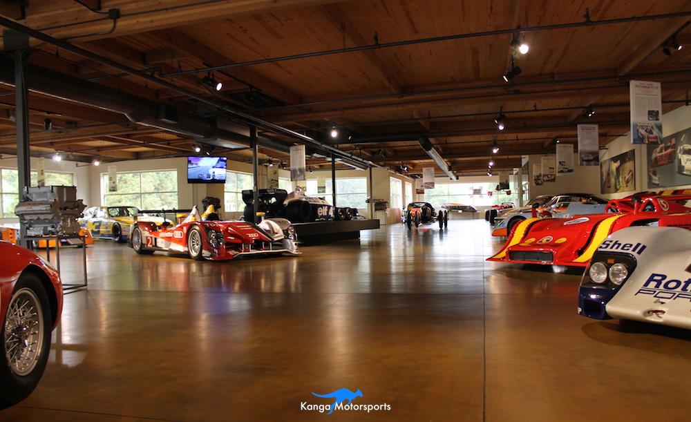 Canepa Motorsport Museum Interior Floor.JPG