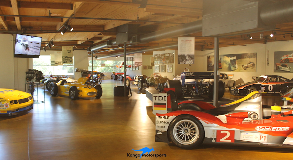 Canepa Motorsport Museum Interior From the Back.JPG