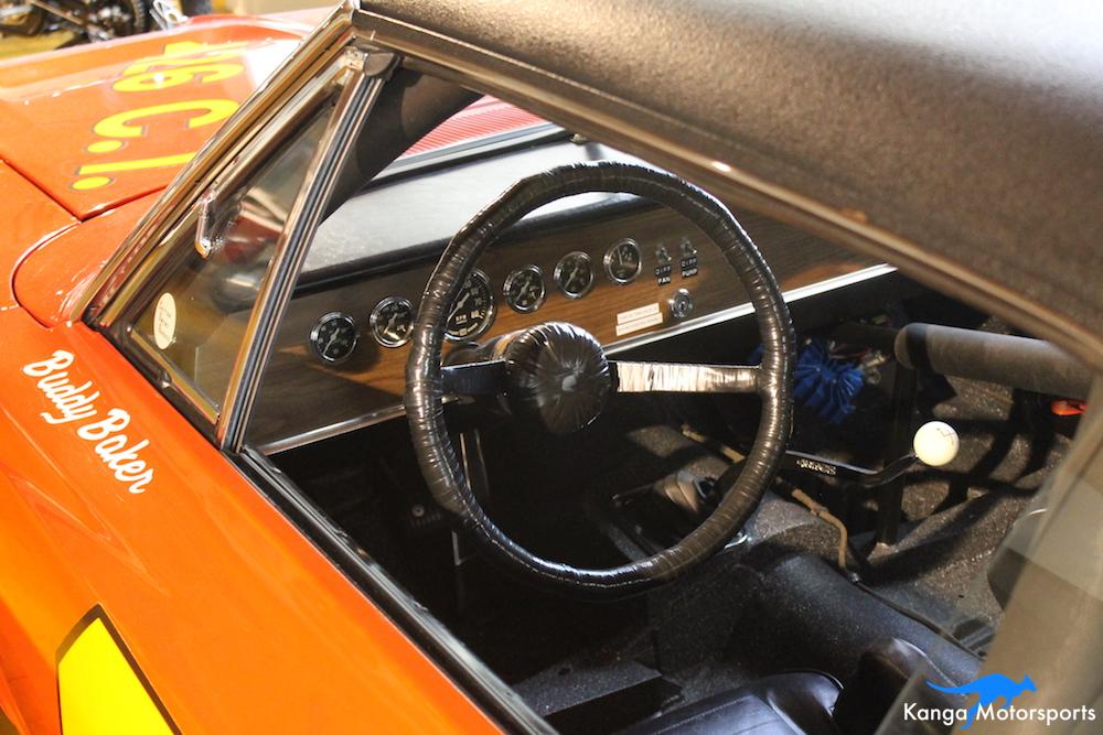 1969 Dodge Daytona NASCAR Cockpit.JPG