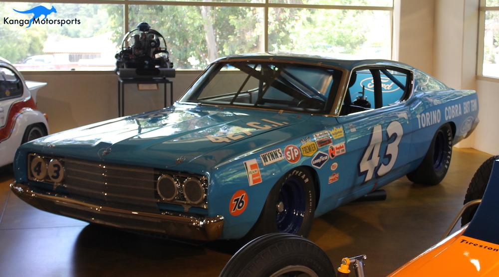 1968 Ford Torino Petty Stock Car.JPG
