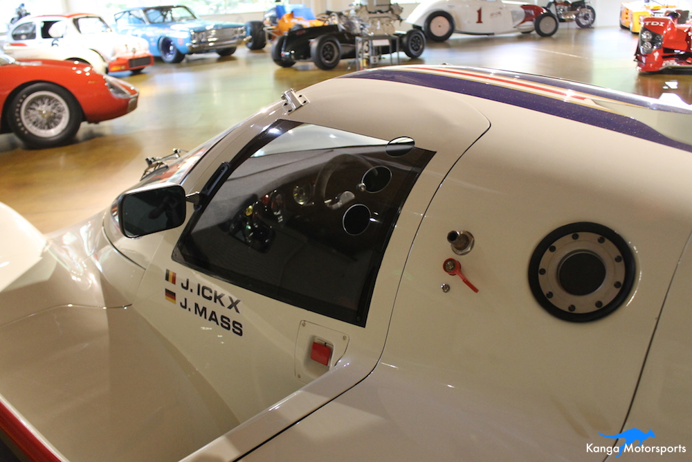 1985 Porsche 962C cockpit.JPG