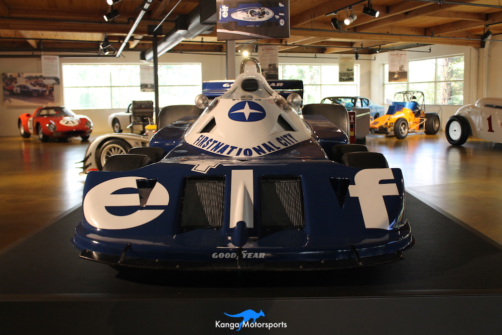 1976 Tyrrell P34 Formula One Front.JPG
