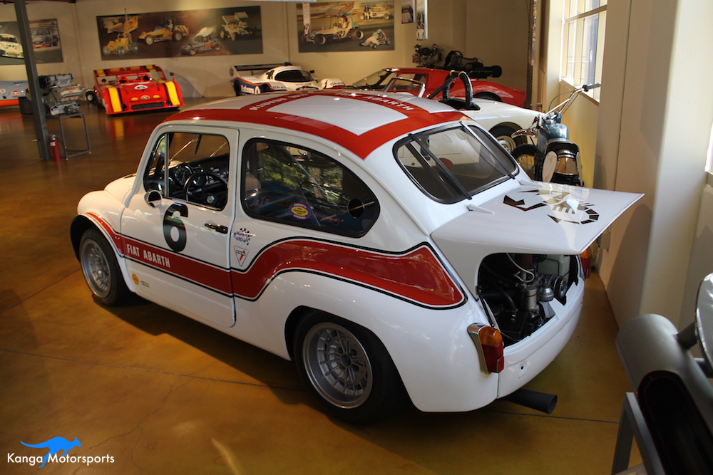 1969 FIAT ABARTH 1000 BERLINA CORSA Back.JPG