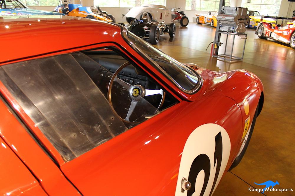 1964 Ferrari 250LM inside outside.JPG