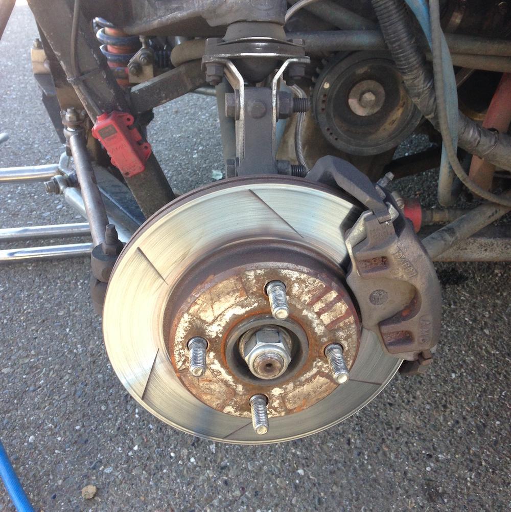 Brake Rotors Spec Racer Ford.JPG