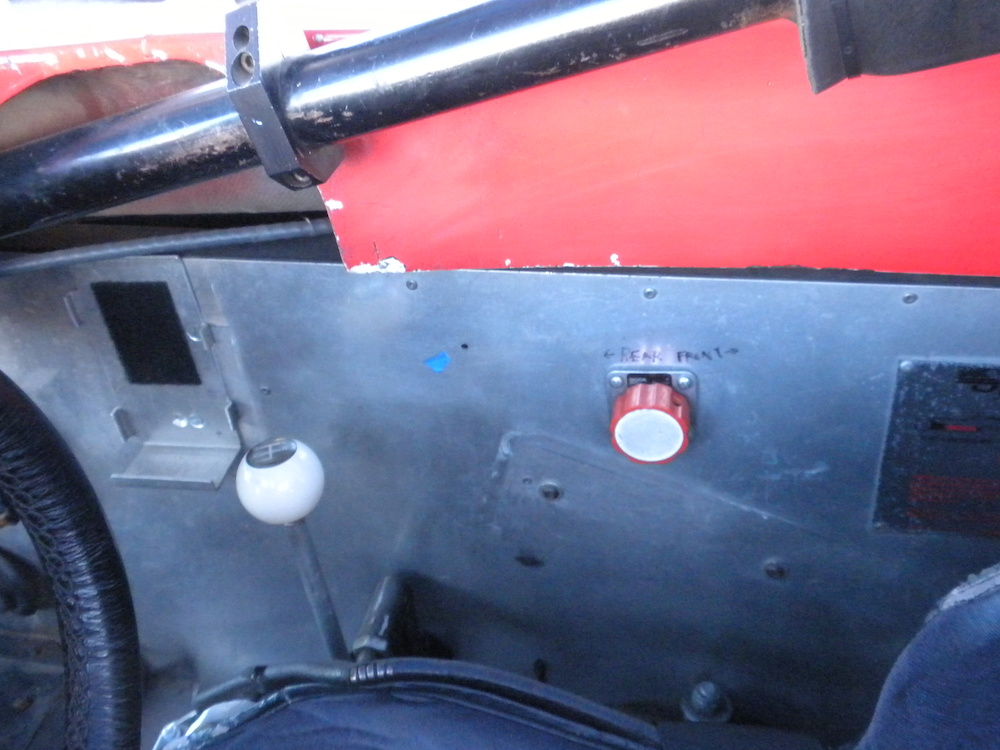 Shifter and Brake Bias Adjuster.JPG