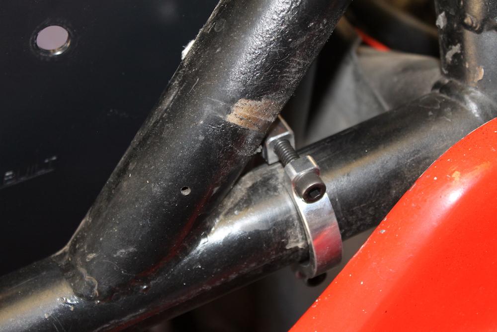 Butler Built Head Support System Rear Bracket Test.JPG