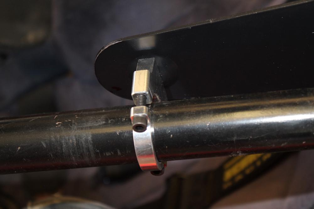 Butler Built Head Support System Front Bracket Test.JPG