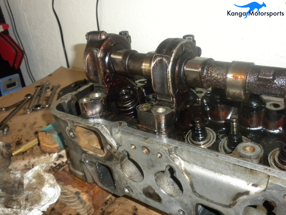 Removing Datsun Cylinder Head Valves.JPG