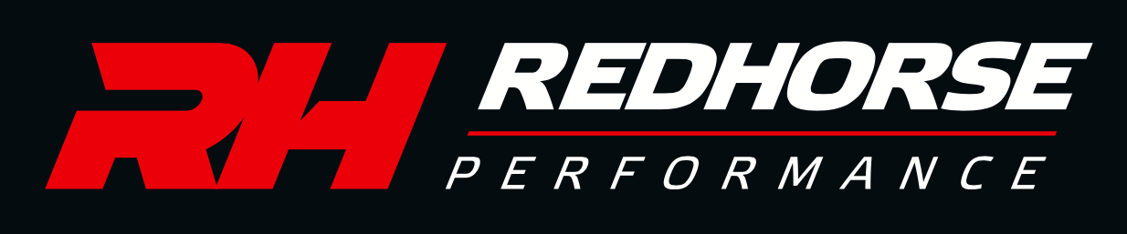 Redhorse Performance Logo Black Rectangle.png