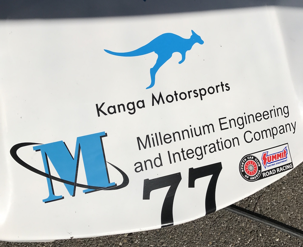 Kanga Motorsports Spec Racer Ford Thunderhill Millennium Engineering and Integration Company.JPG