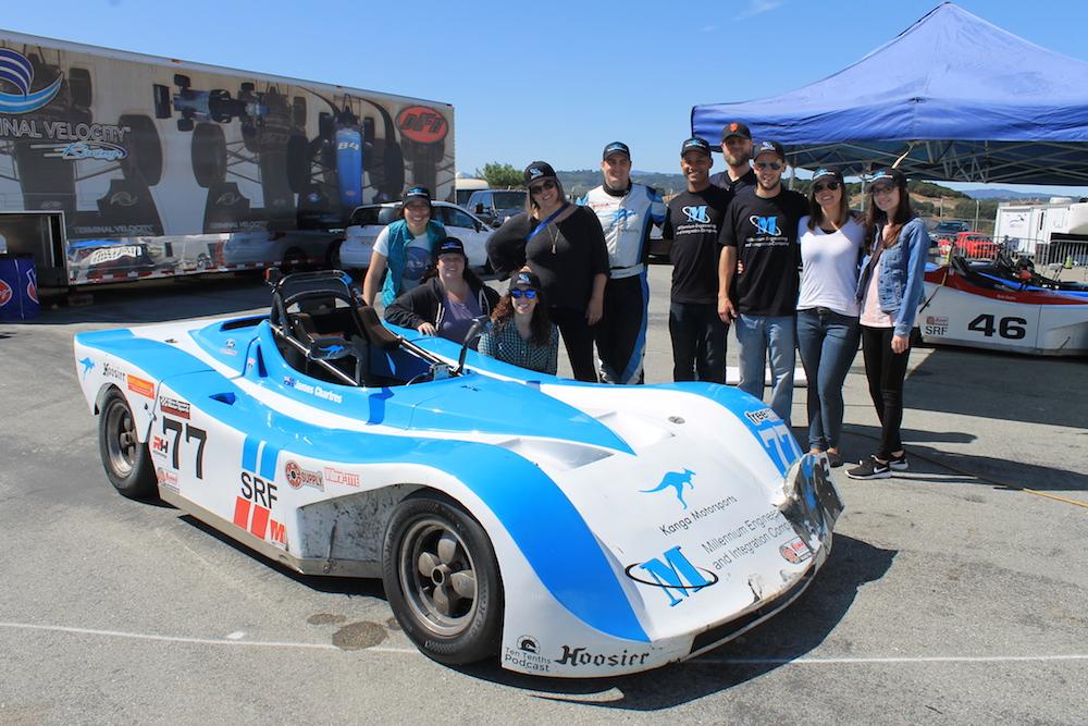 Kanga Motorsports Mazda Raceway Laguna Seca MEI Day.JPG