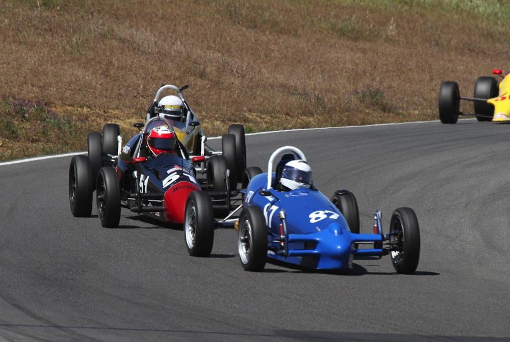 Formula Vee (FV) Photo Courtesy of SCCA San Francisco Region