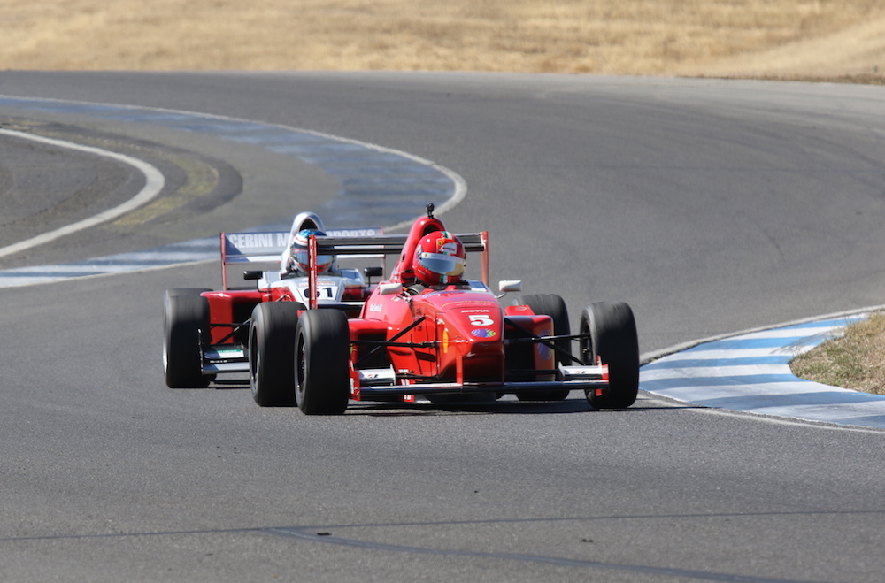 Formula Enterprise (FE) Photo Courtesy of SCCA San Francisco Region