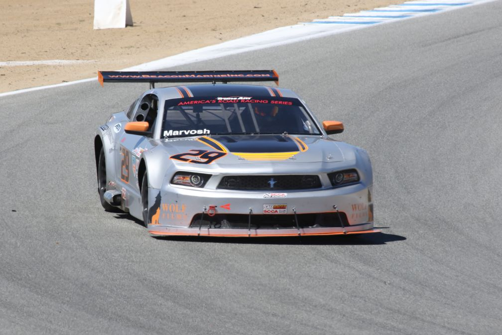 Grand Touring 2 (GT2) Photo Courtesy of SCCA San Francisco Region