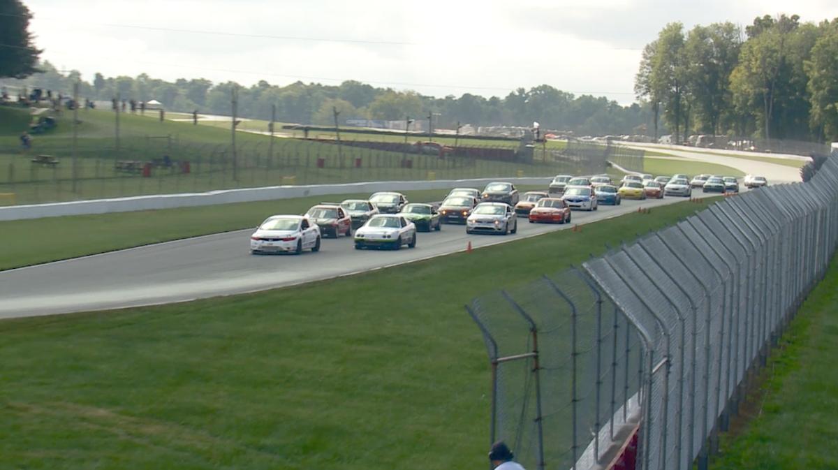 Super Touring Lite (STL) Photo Courtesy of the Sports Car Club of America (SCCA)