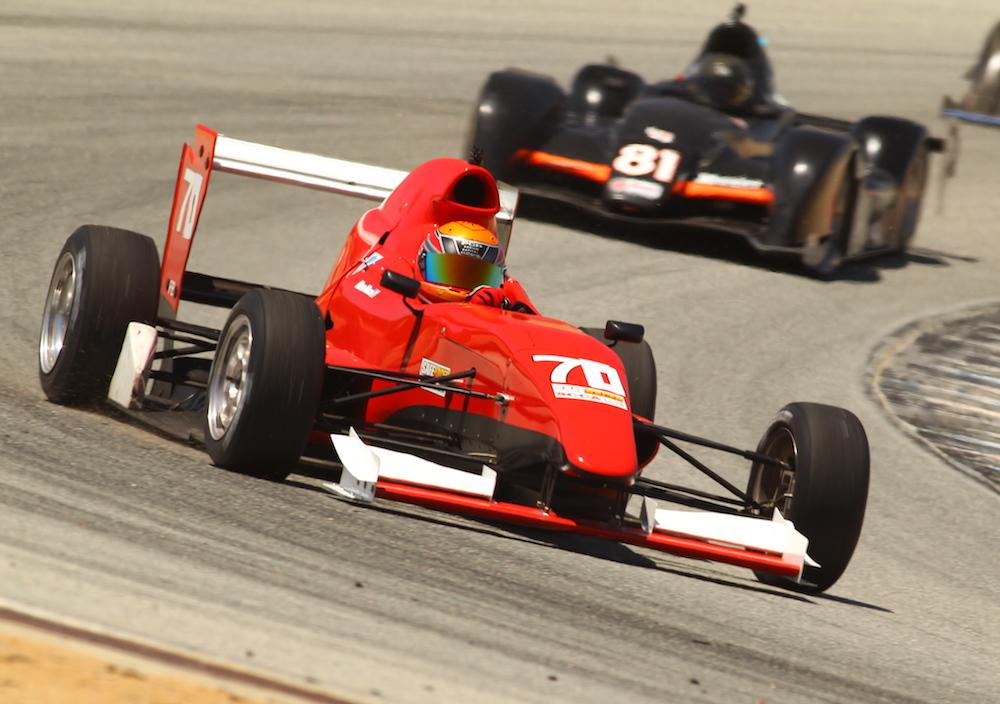 Formula 1000 (FB) Photo Courtesy of SCCA San Francisco Region