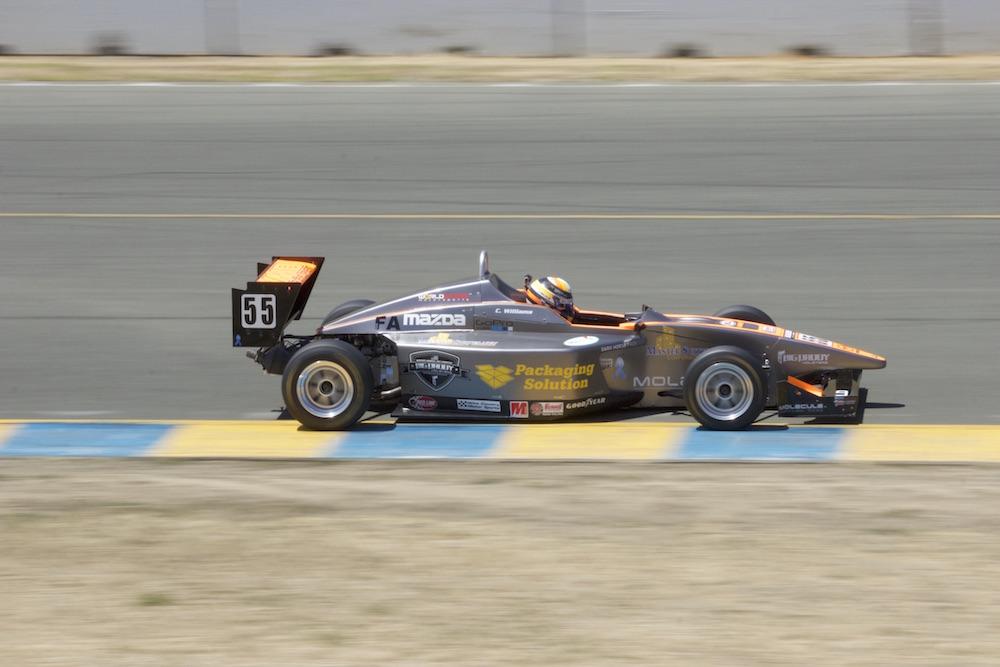 Formula Atlantic (FA) Photo Courtesy of SCCA San Francisco Region