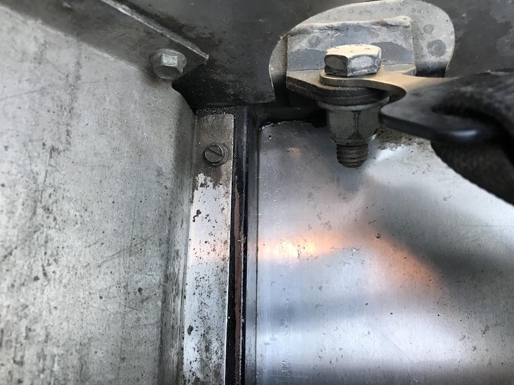 Kanga Motorsports SCCA Spec Racer Ford Thunderhill Fuel Leak.JPG