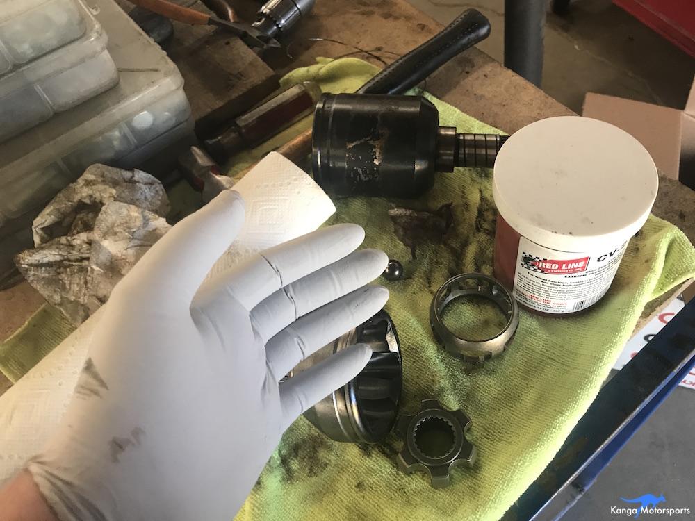 Kanga Motorsports Spec Racer Ford Halfshaft Servicing Clean Gloves.JPG