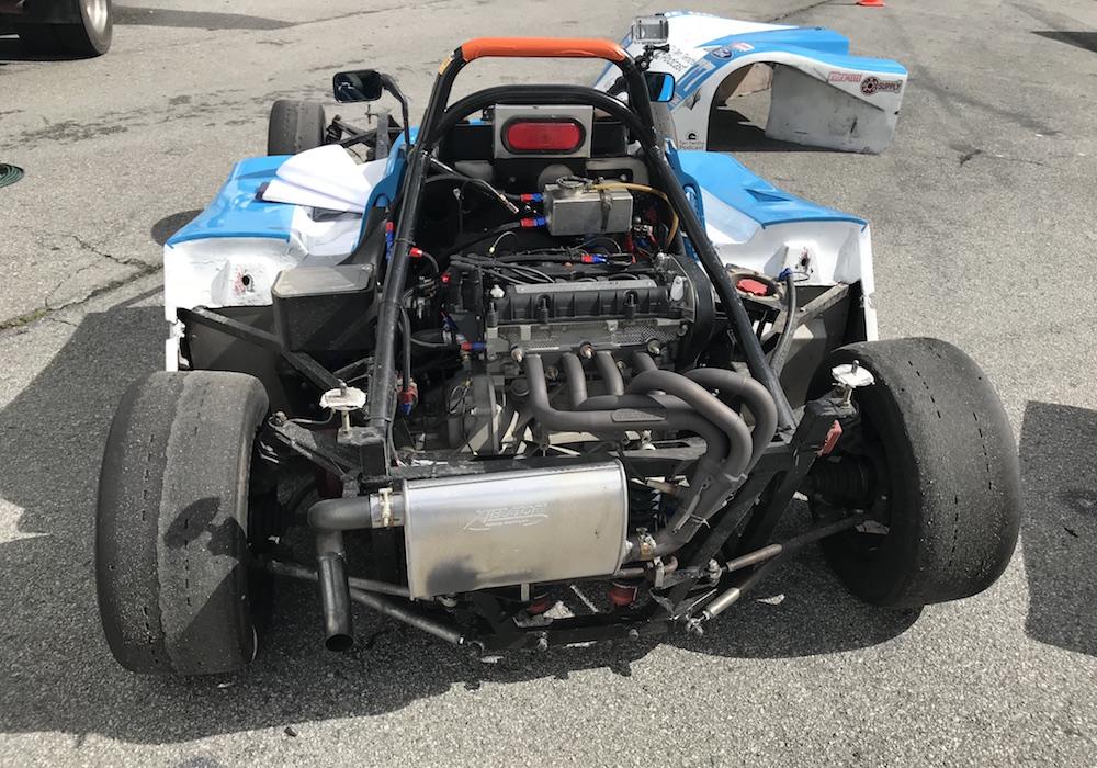 Kanga Motorsports Spec Racer Ford Laguna Seca 2018 Preparations Between Sessions.JPG
