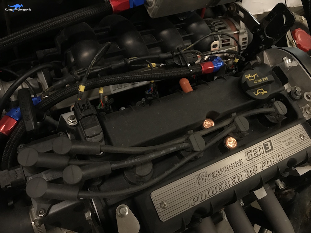 Kanga Motorsports Spec Racer Ford Gen3 Oil Change Fill Port.jpg