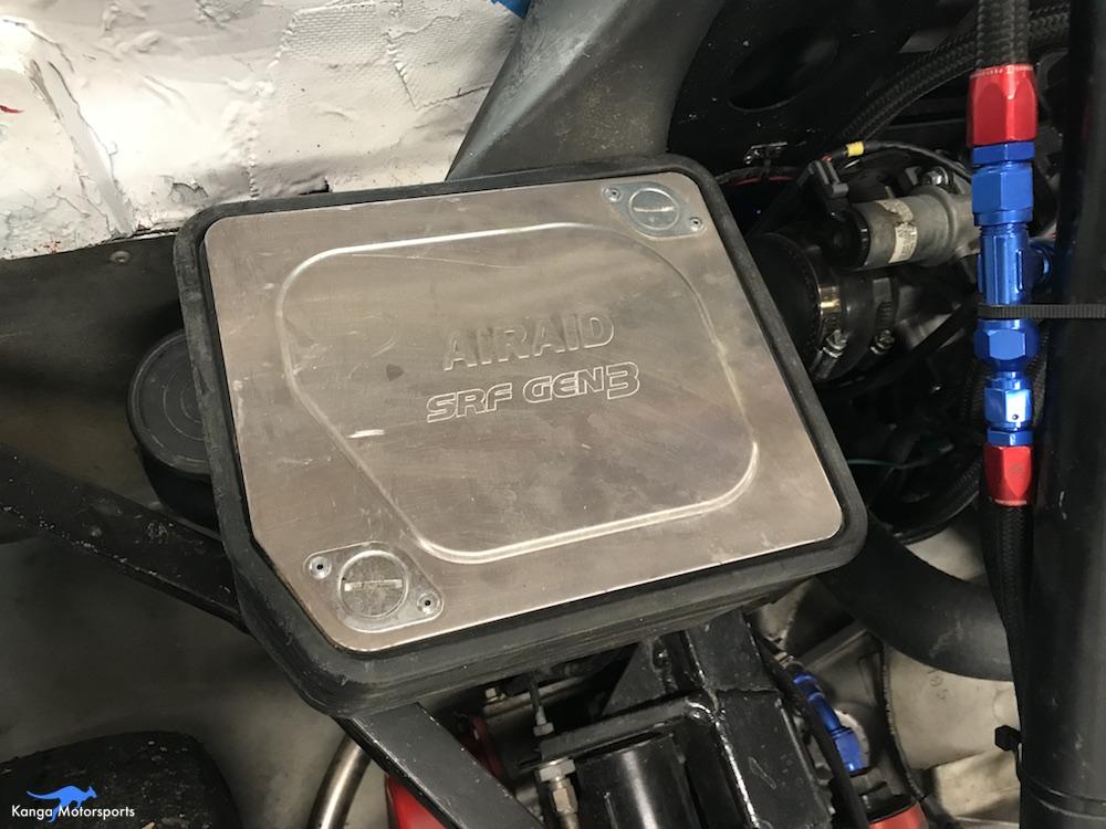 Kanga Motorsports Spec Racer Ford Gen3 Air Filter Maintenace Close Filter Box.jpg