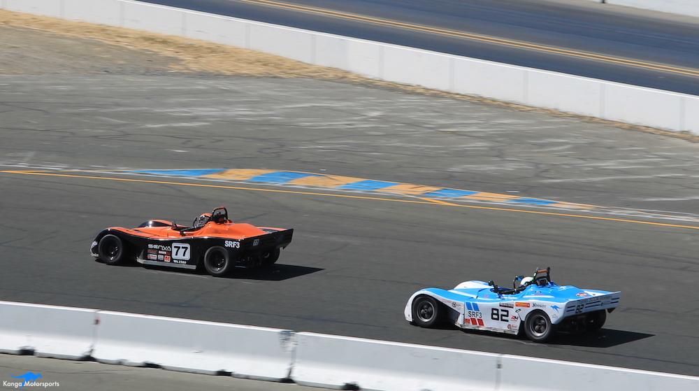 Kanga Motorsports 2018 Sonoma Majors Spec Racer Ford Gen3 Turn 1 Mid Race.JPG