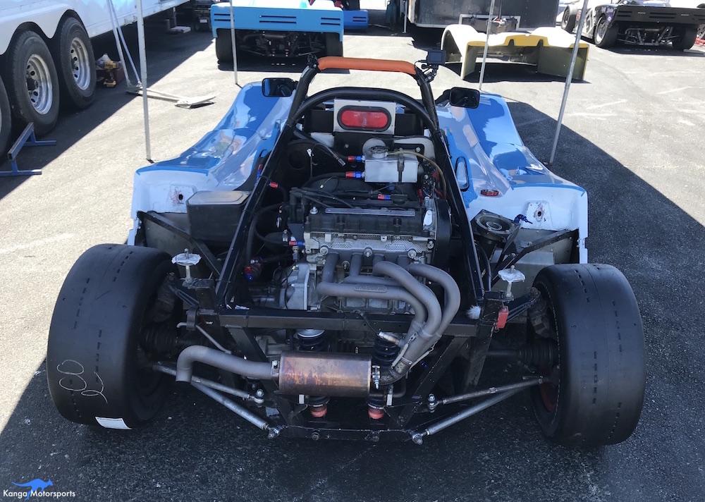 Kanga Motorsports 2018 Sonoma Majors Spec Racer Ford Gen3 Scrubbing New Tires.JPG