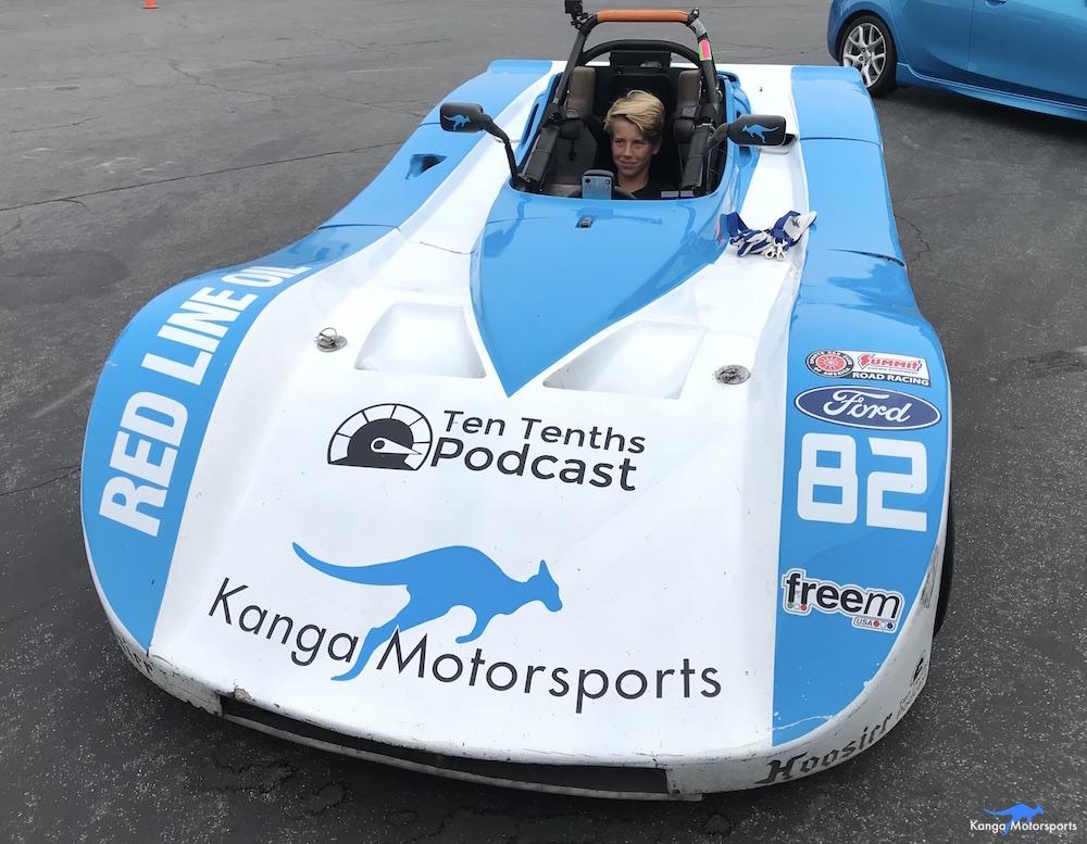 Kanga Motorsports 2018 WeatherTech Raceway Laguna Seca  Spec Racer Ford Gen3 Early Morning Visitor.JPG