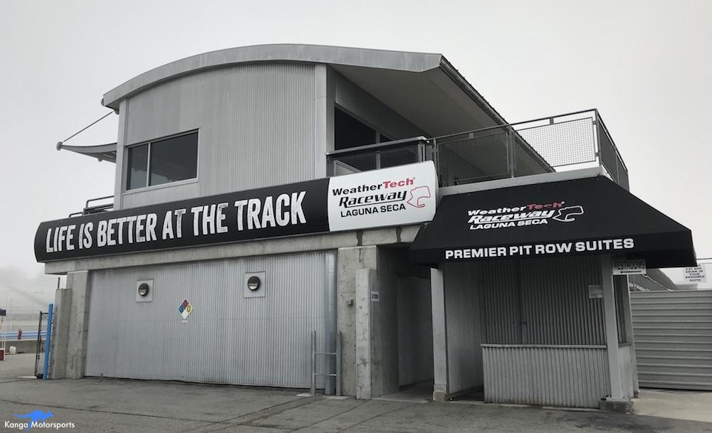 Kanga Motorsports 2018 WeatherTech Raceway Laguna Seca  Spec Racer Ford Gen3 Life Is Better At The Track.JPG
