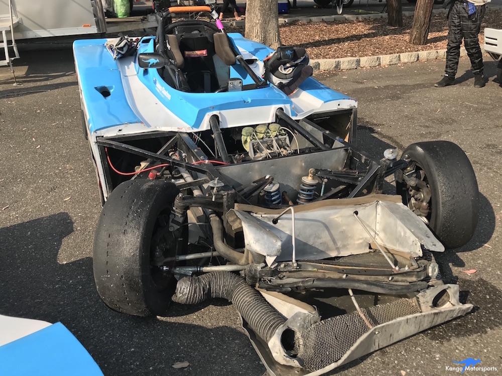 Kanga Motorsports Spec Racer Ford Gen3 2018 Thunderhill Final Race 14 Aftermath.JPG