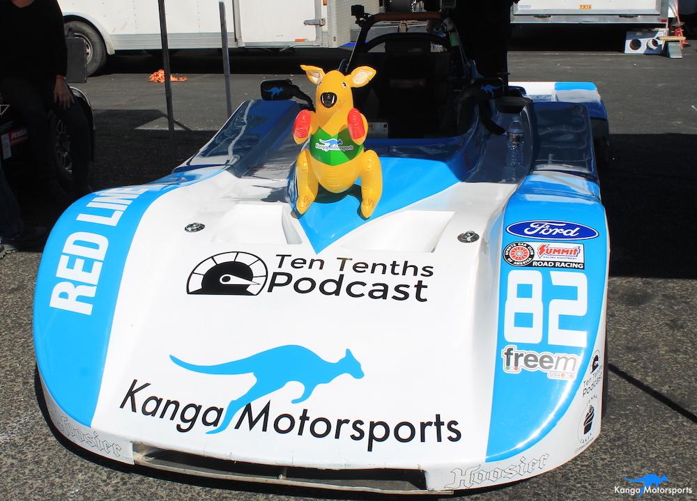Kanga Motorsports SCCA Runoffs Spec Racer Ford Gen3 Fighting Kangaroo.JPG