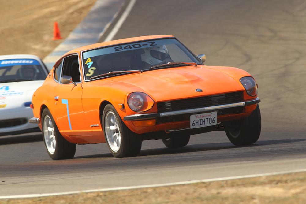 Kanga Motorsports 1972 Datsun 240z Thunderhill Raceway 1000px.jpg