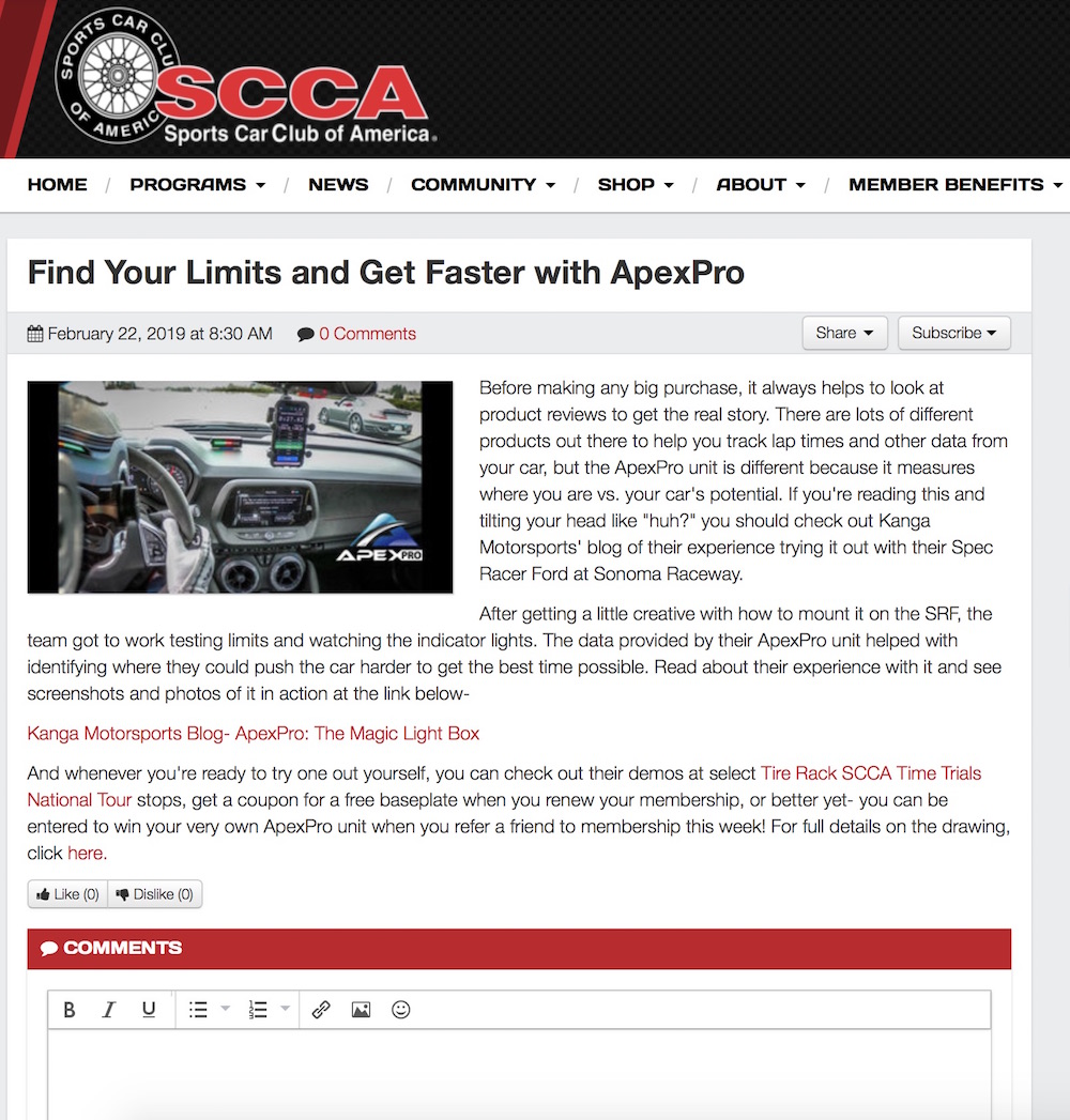 2018-02-22 SCCA ApexPro Article cropped 1000px.jpg
